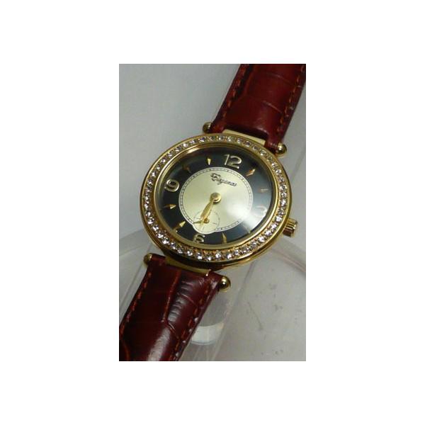 グランドール 女性用腕時計 ESL045G2 婦人用 時計 GRANDEUR 名入れ刻印対応、有料|morimototokeiten