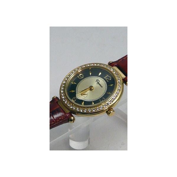 グランドール 女性用腕時計 ESL045G2 婦人用 時計 GRANDEUR 名入れ刻印対応、有料|morimototokeiten|03