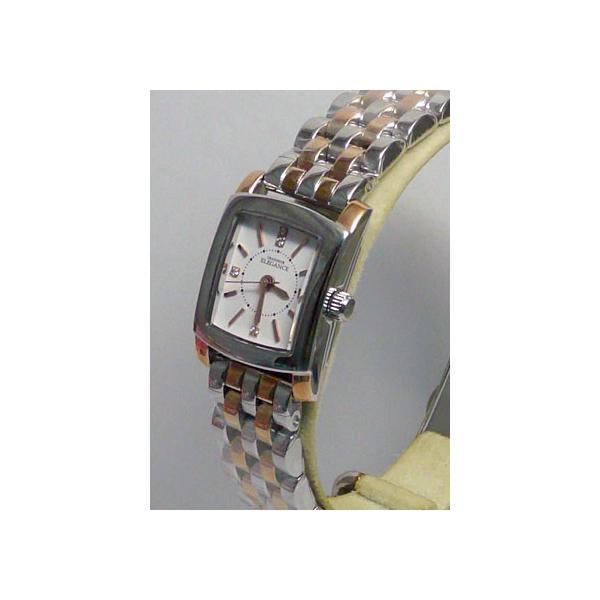 文字彫り 名入れ時計 刻印15文字付 グランドール 女性用腕時計 ESL047W1 母 婦人用 時計 GRANDEUR|morimototokeiten|05