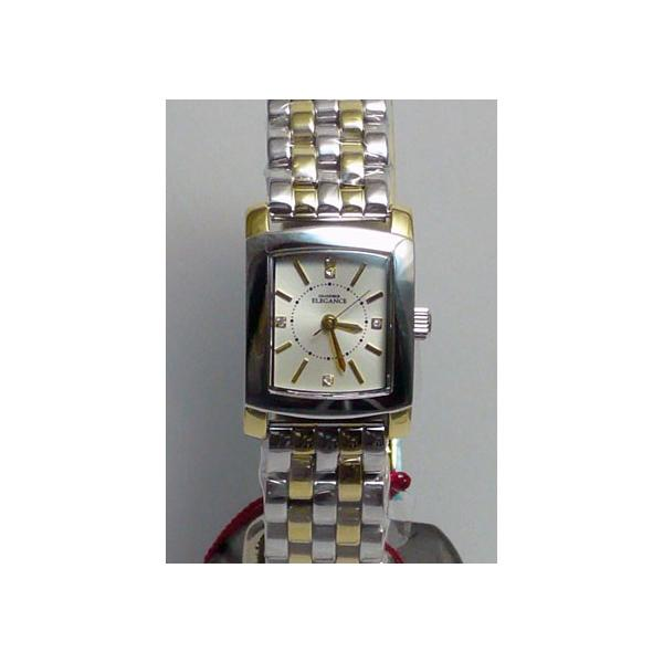 グランドール 女性用腕時計 ESL047W2 婦人用 時計 GRANDEUR 名入れ刻印対応、有料|morimototokeiten