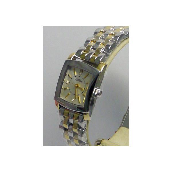 グランドール 女性用腕時計 ESL047W2 婦人用 時計 GRANDEUR 名入れ刻印対応、有料|morimototokeiten|03