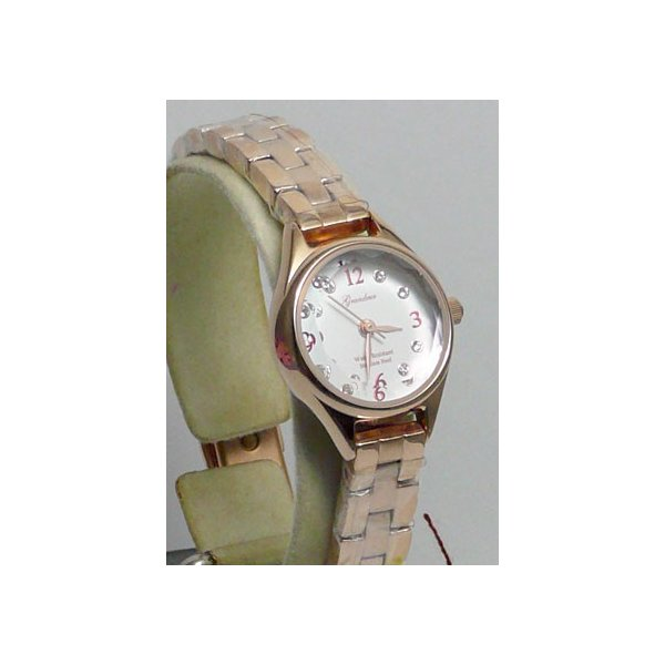 グランドール 女性用腕時計 ESL054P1 婦人用 時計 GRANDEUR ZAIKO|morimototokeiten|02