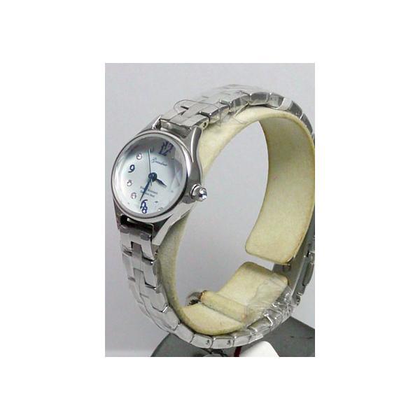 グランドール 女性用腕時計 ESL054W1 婦人用 時計 GRANDEUR ZAIKO|morimototokeiten|03