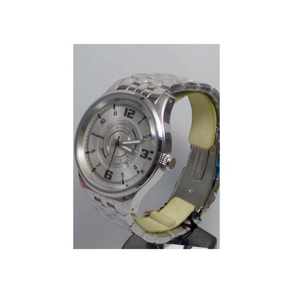 グランドール 男性用腕時計 GSX050W1 紳士用 時計 GRANDEUR 名入れ刻印対応、有料|morimototokeiten|03