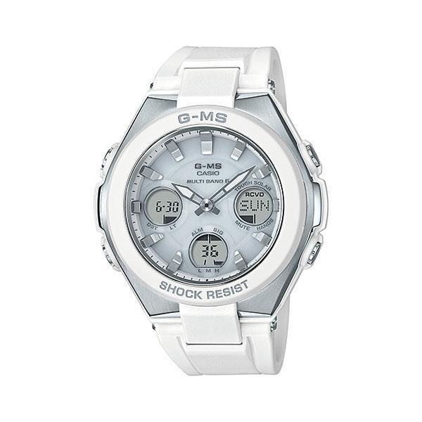 カシオ ベビーG ソーラー電波時計 MSG-W100-7AJF 女性用 腕時計 CASIO Baby-G 国内正規品 取り寄せ品|morimototokeiten