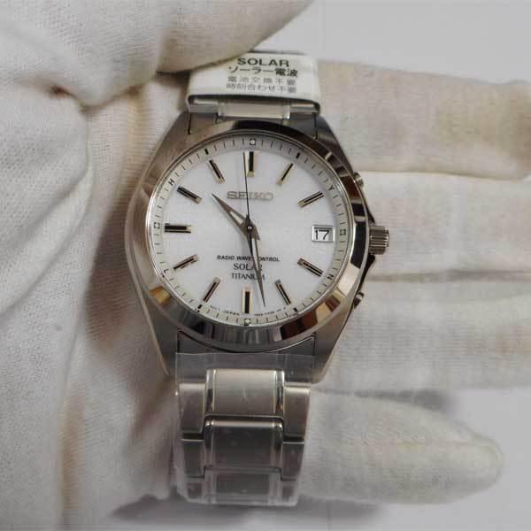 文字 名入れ 刻印 10文字付 ソーラー 電波時計 男性用 メンズ 腕時計 SBTM213 セイコー SEIKO スピリット SPIRIT 取り寄せ品 代金引換不可|morimototokeiten|10