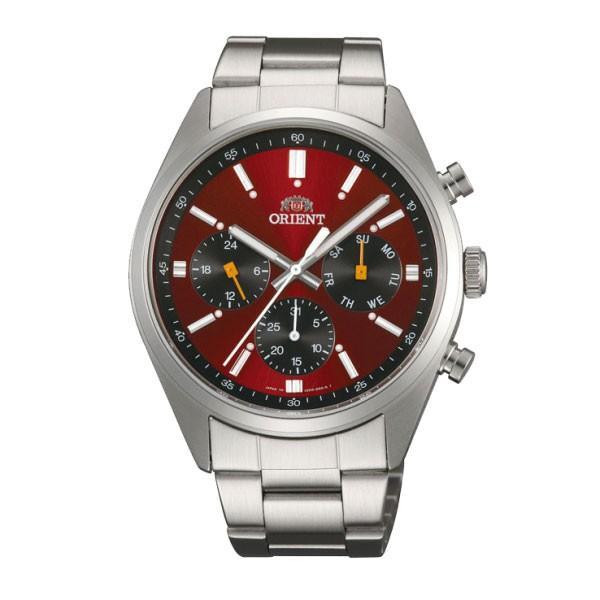 メンズ 腕時計 男性用 ウオッチ オリエントNeo70's PANDA(パンダ) ORIENT 時計  WV0031UZ  名入れ刻印対応、有料 取り寄せ品|morimototokeiten
