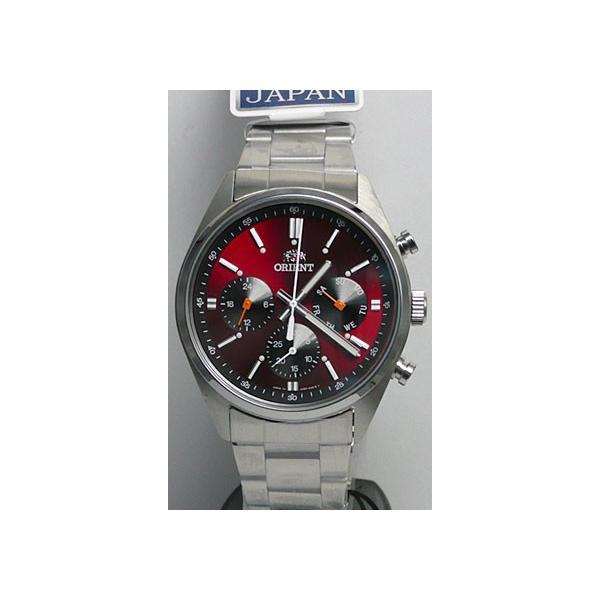 メンズ 腕時計 男性用 ウオッチ オリエントNeo70's PANDA(パンダ) ORIENT 時計  WV0031UZ  名入れ刻印対応、有料 取り寄せ品|morimototokeiten|02