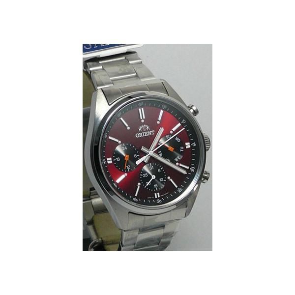 メンズ 腕時計 男性用 ウオッチ オリエントNeo70's PANDA(パンダ) ORIENT 時計  WV0031UZ  名入れ刻印対応、有料 取り寄せ品|morimototokeiten|03