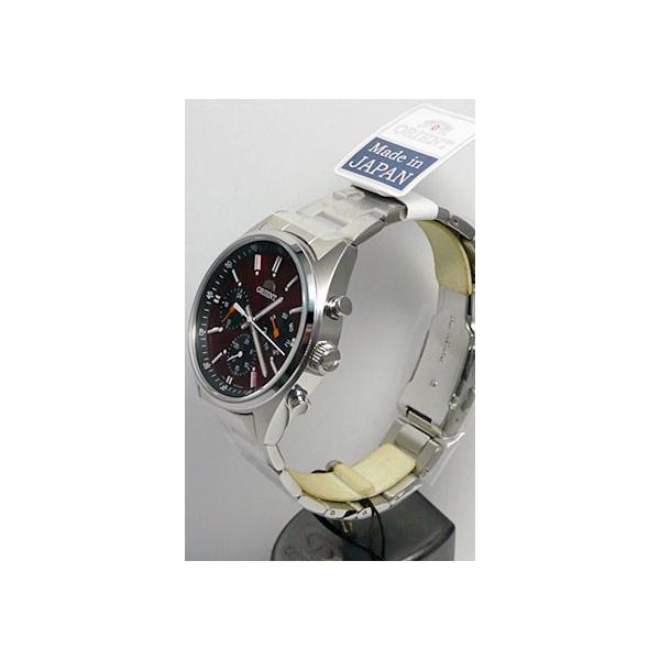 メンズ 腕時計 男性用 ウオッチ オリエントNeo70's PANDA(パンダ) ORIENT 時計  WV0031UZ  名入れ刻印対応、有料 取り寄せ品|morimototokeiten|04