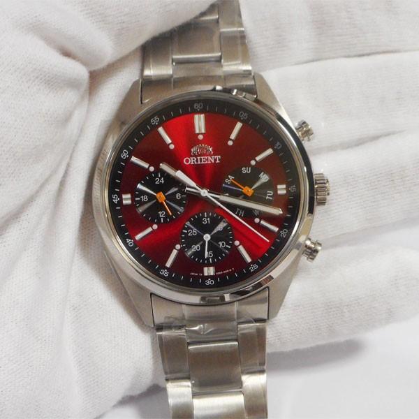 メンズ 腕時計 男性用 ウオッチ オリエントNeo70's PANDA(パンダ) ORIENT 時計  WV0031UZ  名入れ刻印対応、有料 取り寄せ品|morimototokeiten|05