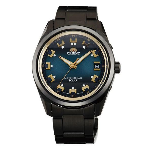オリエント ネオ ソーラー電波時計 WV0051SE メンズ 腕時計 男性用 ウオッチ ORIENT Neo70's  名入れ刻印対応、有料 取り寄せ品|morimototokeiten