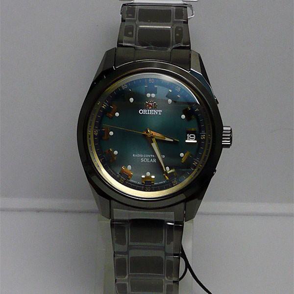 オリエント ネオ ソーラー電波時計 WV0051SE メンズ 腕時計 男性用 ウオッチ ORIENT Neo70's  名入れ刻印対応、有料 取り寄せ品|morimototokeiten|02
