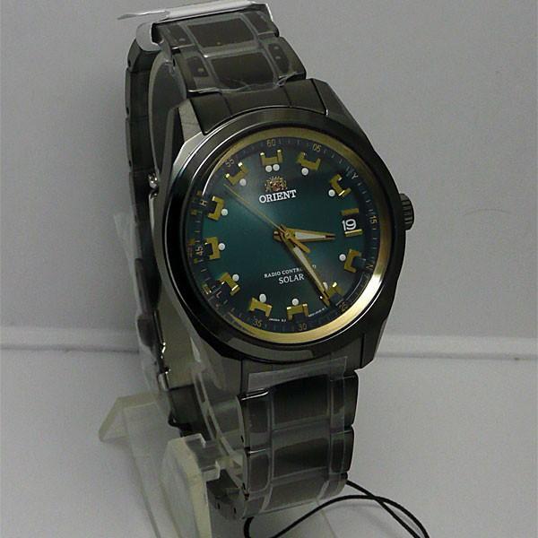 オリエント ネオ ソーラー電波時計 WV0051SE メンズ 腕時計 男性用 ウオッチ ORIENT Neo70's  名入れ刻印対応、有料 取り寄せ品|morimototokeiten|03