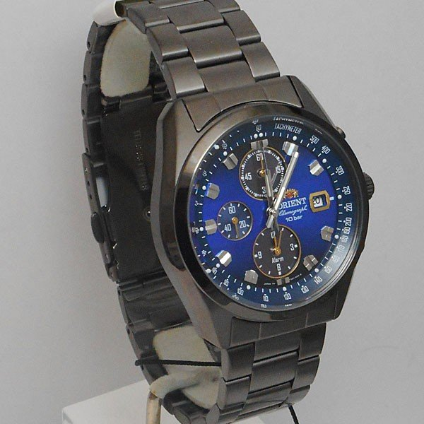 ORIENT Neo70's ソーラー メンズ 腕時計 WV0081TY 男性用 ウオッチ オリエント ネオ 名入れ刻印対応、有料 取り寄せ品|morimototokeiten|02