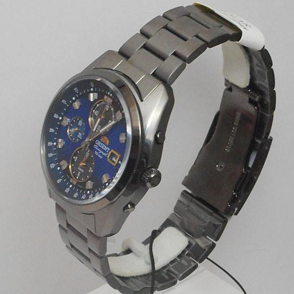 ORIENT Neo70's ソーラー メンズ 腕時計 WV0081TY 男性用 ウオッチ オリエント ネオ 名入れ刻印対応、有料 取り寄せ品|morimototokeiten|03