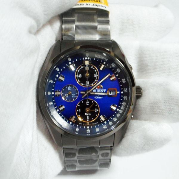 ORIENT Neo70's ソーラー メンズ 腕時計 WV0081TY 男性用 ウオッチ オリエント ネオ 名入れ刻印対応、有料 取り寄せ品|morimototokeiten|04
