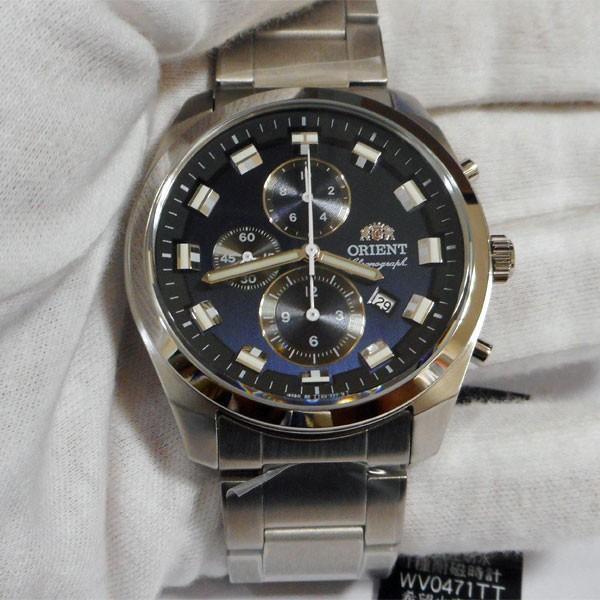 名入れ刻印10文字つき オリエント WV0471TT 男性用 紳士用 腕時計 クロノグラフ メンズ ORIENT 取り寄せ品 代金引換不可|morimototokeiten|11