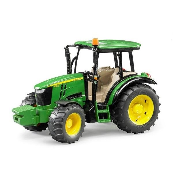車おもちゃ農業トラクターBRUDERブルーダーJD5115Mトラクター02106
