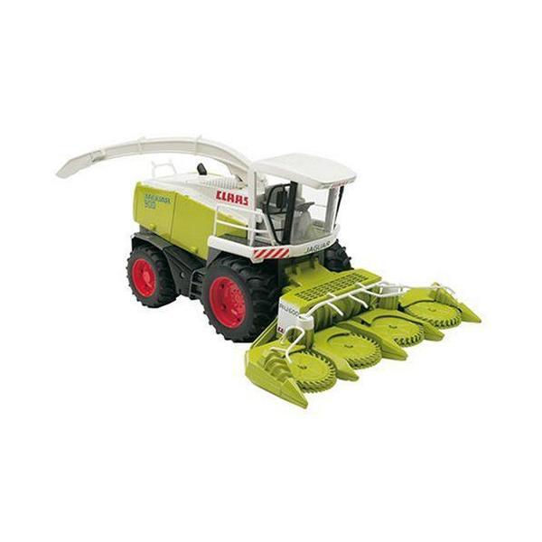 車おもちゃ農業トラクターBRUDERブルーダーClaasJaguar900フィールドチョッパー02131
