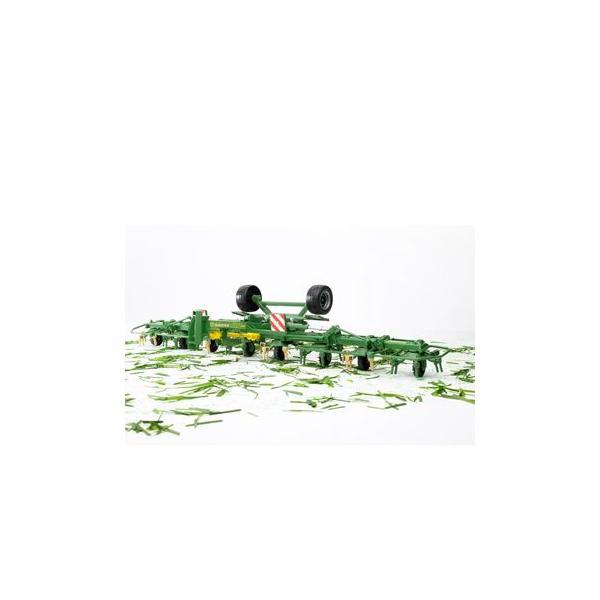 車おもちゃ農業トラクターBRUDERブルーダーKroneロータリーテッダーKWT8.8202224
