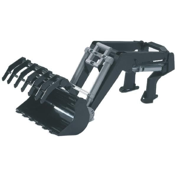 車おもちゃ農業トラクターBRUDERブルーダーフロントローダーパーツ(3000品番用)03333