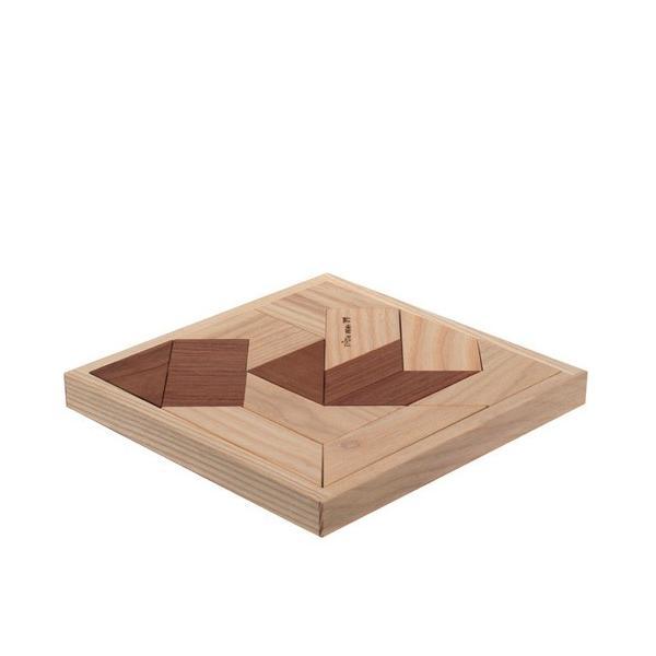 匹見パズル アボロ 日本製木製パズル