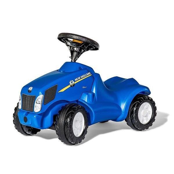 乗用 おもちゃ トラクター 1歳 Rolly toys ロリートイズ ニューホランド ミニ 132089