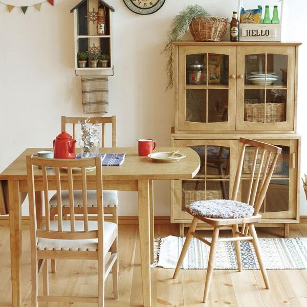 今なら送料無料。使い方に合わせて天板の広さを変えられるバーチ材のバタフライテーブル ギモーブ 伸長テーブル アンジー ノラ and g nora.