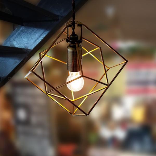 今なら送料無料。幾何学模様のオシャレなフレームセードのペンダントライト 天井照明 1灯 LED対応 INTERFORM インターフォルム BleisL ブレイズL LT-1091 SQ スクエア IC イコサヘドロン LT-1092 LT-1093