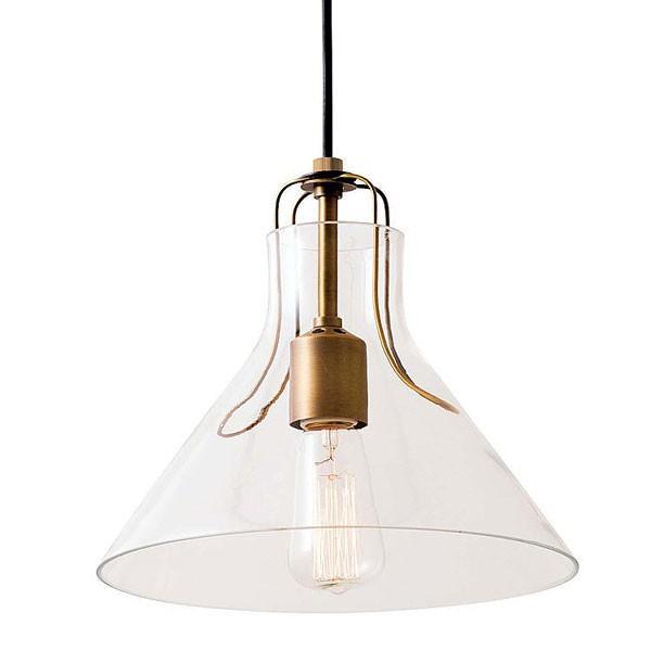 今なら送料無料。シェードタイプのレトロなガラスのペンダントライト 天井照明 1灯 LED対応 INTERFORM インターフォルム Olite オリテLT-1607 TRトライアングル LT-1610 LT-1608 LT-1609
