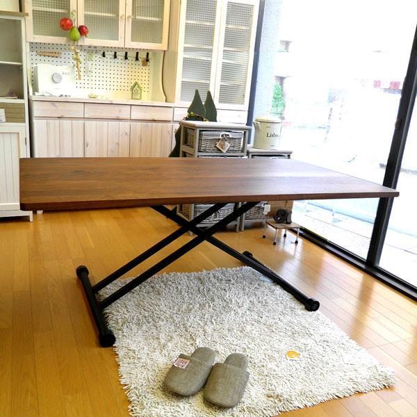 兵庫県、西播磨(姫路市、たつの市、加古川市)の家具センター ムラセのインショップの森のくに 素材感溢れる商品をいろいろ集めたセレクトショップです。ウォールナットの素材感タップリの国産昇降テーブル
