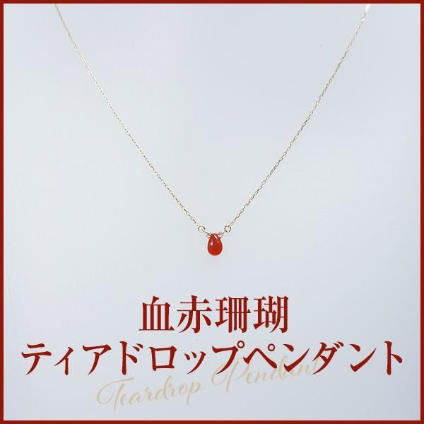 血赤珊瑚ペンダント  (ジュエリーボックス入り) 品番65877 日本サンゴセンター 珊瑚 さんご サンゴ sango coral 高知 産地直送
