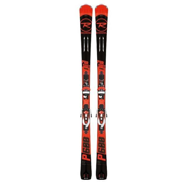 ROSSIGNOL ロシニョール PURSUIT 600 CAM + NX 12 KONECT DUAL B80 パシュ−ト 600 CAM 18-19 RAGBY01 ビンディング付 [モリスポ] スキー板 カービング moriyamasports 02