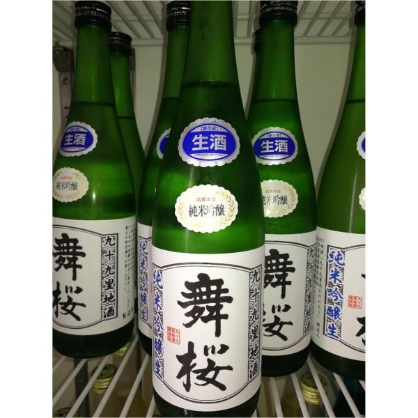 千葉の酒 舞桜 純米吟醸生酒17度1800ml|moriyasyuzo|03