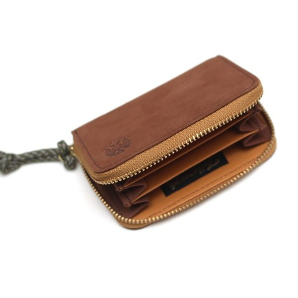 COLIMBO/コリンボ TRAPPER'S COIN CASE|morleyclothing|04