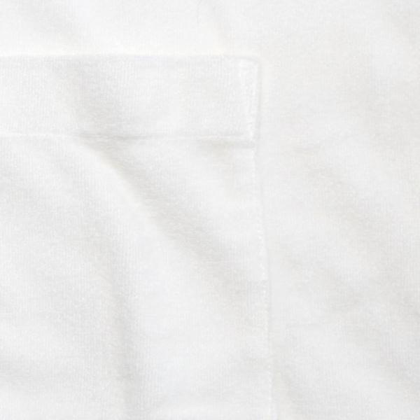 free rage/フリーレイジ パイルポケットTee ホワイト|morleyclothing|03