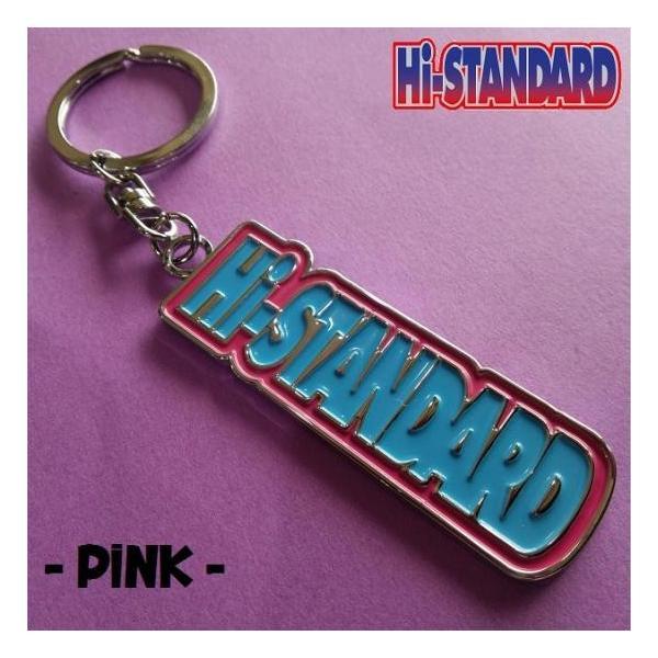 Hi-STANDARD キーホルダー ハイスタンダード KEYHOLDER moshpunx 02