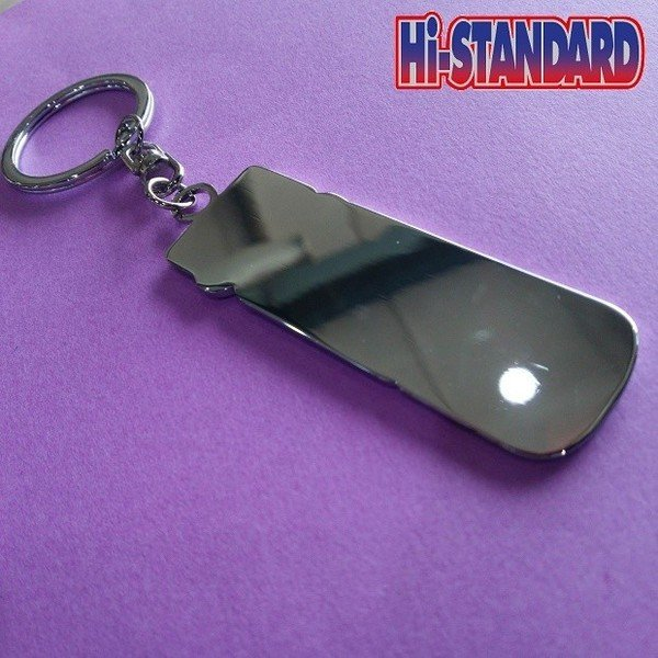 Hi-STANDARD キーホルダー ハイスタンダード KEYHOLDER moshpunx 05