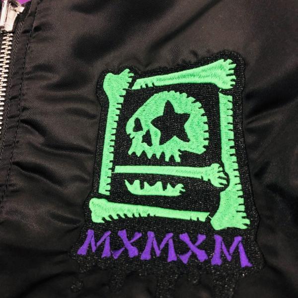 MxMxM MA-1 JKT マジカルモッシュミスフィッツ MAGICALMOSHMISFITS マモミ アウター|moshpunx|06