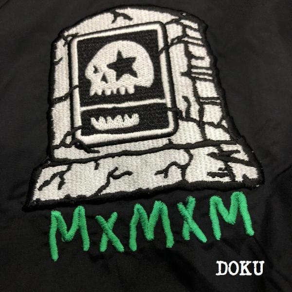 MXMXM GRAVEYARD ZOMBIES COACH JKT マジカルモッシュミスフィッツ MAGICAL MOSH MISFITS コーチジャケット|moshpunx|06