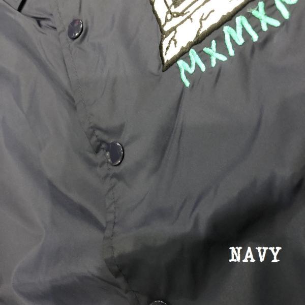 MXMXM GRAVEYARD ZOMBIES COACH JKT マジカルモッシュミスフィッツ MAGICAL MOSH MISFITS コーチジャケット|moshpunx|09