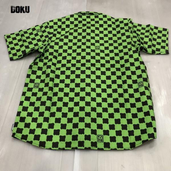 MxMxM DORO CHECKER SHIRT マジカルモッシュミスフィッツ シャツ moshpunx 09