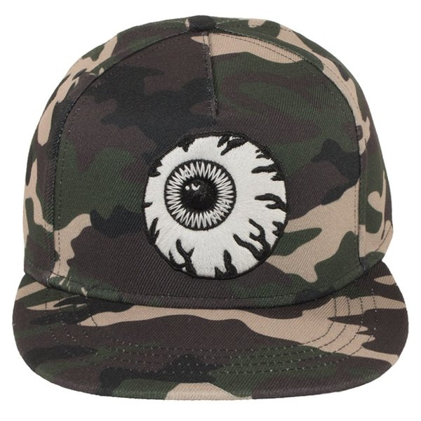 MISHKA CAMO KEEP WATCH SNAPBACK CAP ミシカ キャップ 迷彩|moshpunx