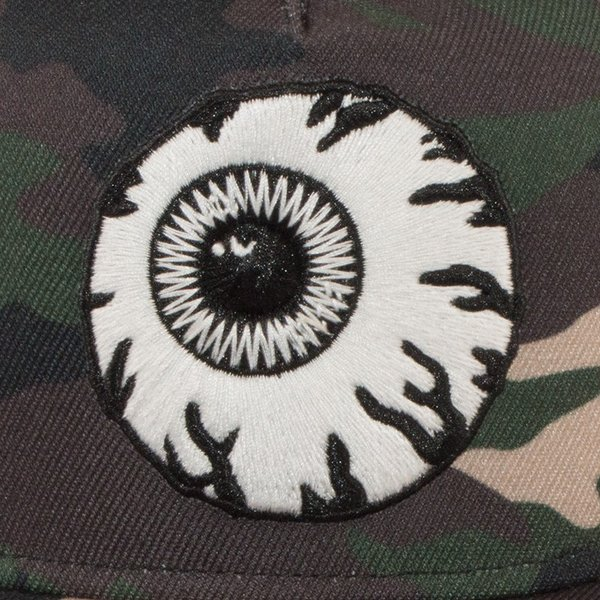 MISHKA CAMO KEEP WATCH SNAPBACK CAP ミシカ キャップ 迷彩|moshpunx|03