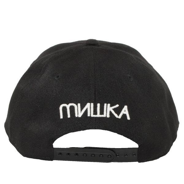 MISHKA GUNSHOT CAMO KEEP WATCH SNAPBACK CAP ミシカ キャップ|moshpunx|05