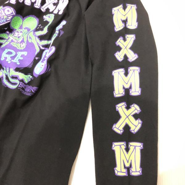 RATFINK x MxMXM MAGICAL MOSH RATFINK LONG TEE ラットフィンク マジカルモッシュミスフィッツ ロングTシャツ|moshpunx|08