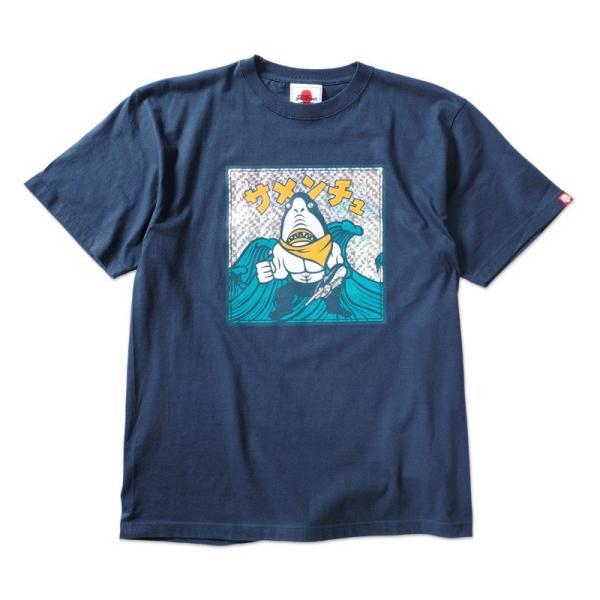 PUNKDRUNKERS 鮫人シールTEE パンクドランカーズ moshpunx 04