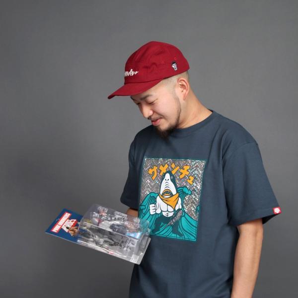 PUNKDRUNKERS 鮫人シールTEE パンクドランカーズ moshpunx 10