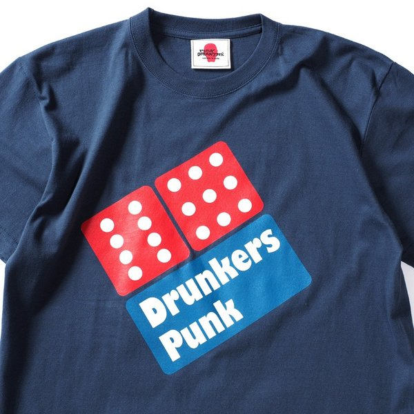 PUNKDRUNKERS サイコロTEE パンクドランカーズ|moshpunx|08